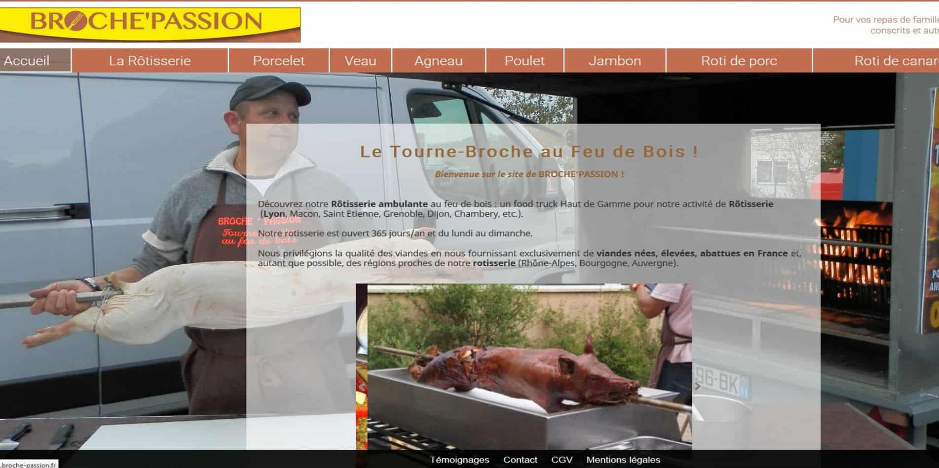 site internet besançon dijon paris lyon