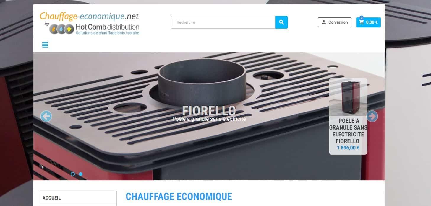 Agence SEO Besançon, Dijon, Paris, Lyon, Chauffage Economique
